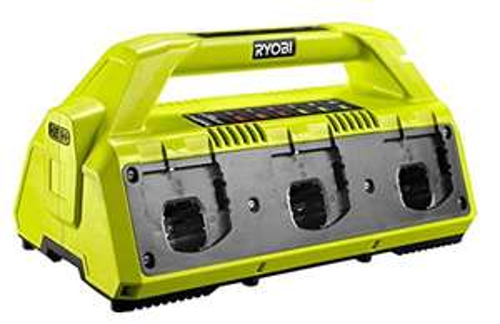 Chargeur pour 6 batteries Ryobi 5133002630 RC18627