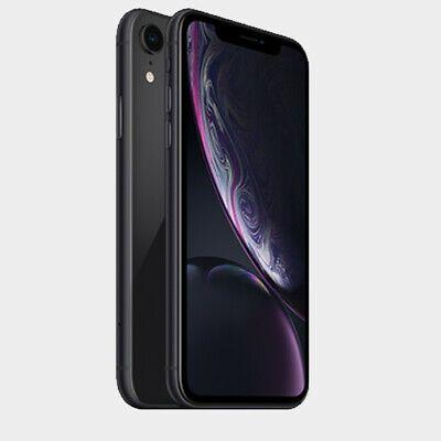 "Smartphone 6.1"" Apple iPhone XR - 64 Go, Noir"