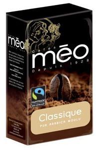 Paquet de Café moulu Classique Max Havelaar Méo - 250g (via 1€ Prixing + BDR sur Pixibox)
