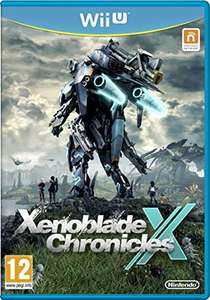 Xenoblade Chronicles X sur Wii U (Import UK)