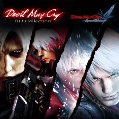 Bundle Devil May Cry HD Collection & 4SE sur PS4 (Dématérialisé)