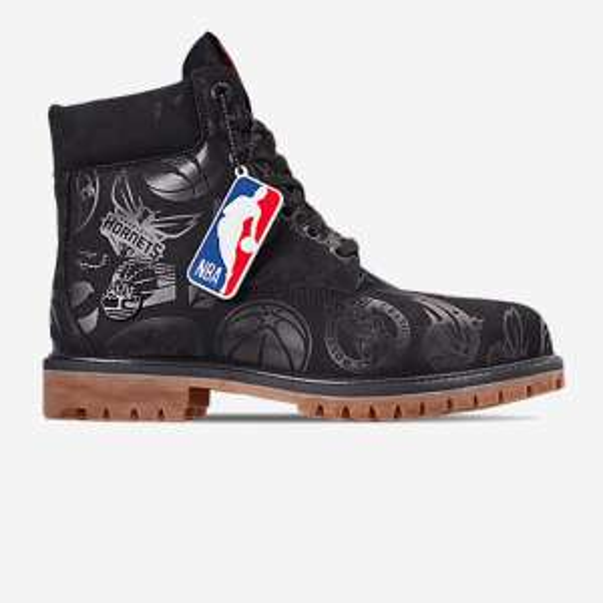 Paire de Chaussures Timberland 6-Inch Premium Boot - NBA East vs West (shinzo.paris)