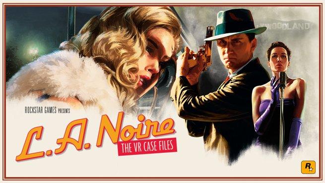 L.A. Noire: The VR Case Files Gratuit sur PC Oculus Rift / HTC Vive (Dématérialisé - Via Essai Gratuit Viveport Infinity - viveport.com)
