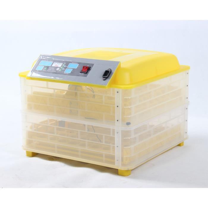 Couveuse digitale automatique Poils & Plumes - Jusqu'à 96 œufs