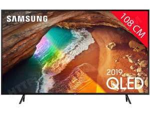 "TV QLED 43"" Samsung QE43Q60R - 4K UHD, HDR, Smart TV"