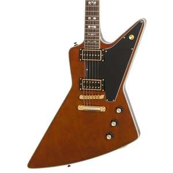 [Précommande] Guitare électrique Epiphone Limited Edition Lee Malia Explorer Custom Artisan (Andertons.co.uk)