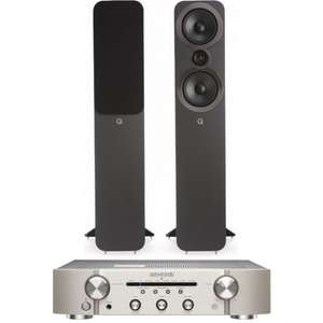 Ampli Marantz PM6006 + Paire d'enceintes Q-Acoustics 3050i