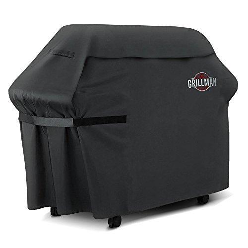 Housse pour barbecue de qualité premium de Grillman - 58 pouces/147 cm (Vendeur tiers)
