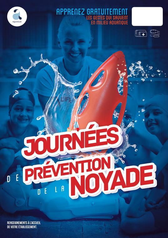 [Journée de Prévention de la Noyade] Initiation gratuite aux gestes d'urgence en milieu aquatique (frontaliers Luxembourg)
