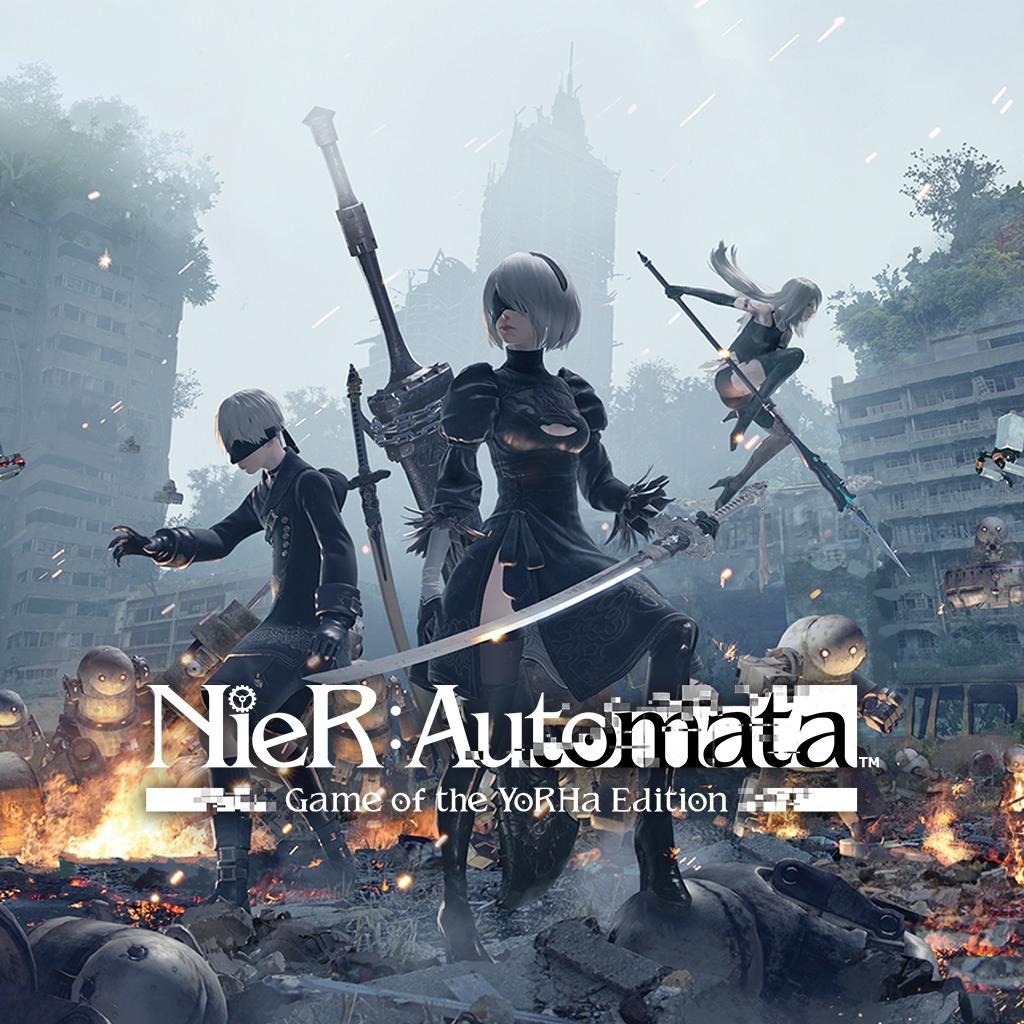 NieR: Automata - Édition GOTY sur PS4 (dématérialisé)