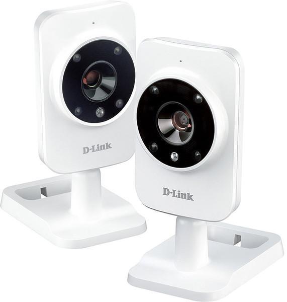 Lot de 2 Cameras IP  jour/nuit  D-Link 935L HD