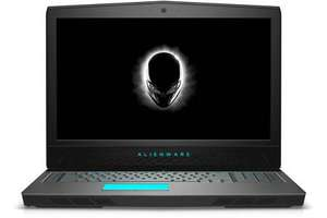 "PC Portable 17.3"" Dell Alienware M17 - 256 Go SSD + HDD 1To, 16 Go RAM, i7-8750H, RTX 2070 Max Q 8 Go, Thunderbolt 3"