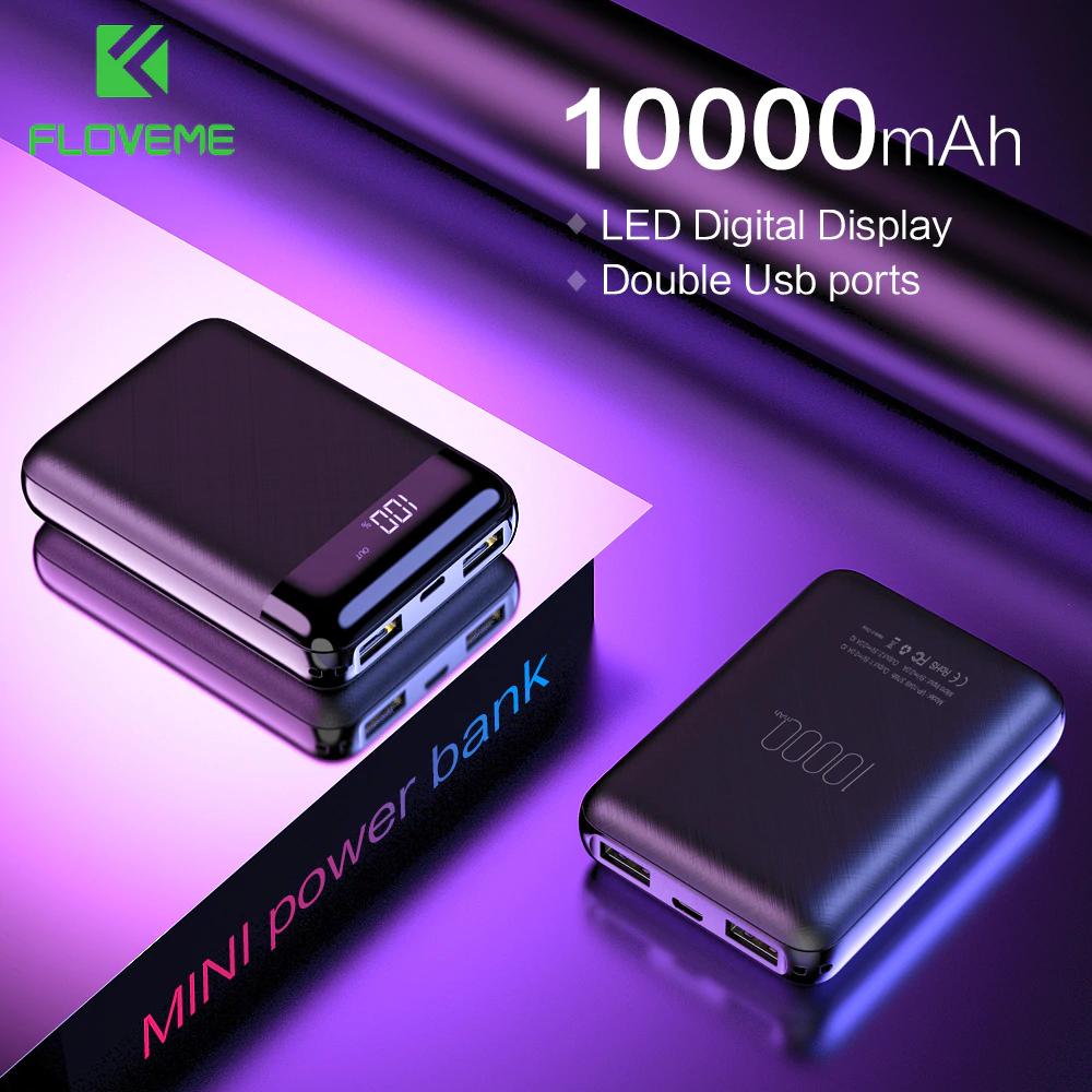 Batterie Externe Floveme - 10000mAh