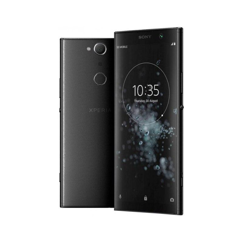"Smartphone 6"" Sony Xperia A2 Plus - Full HD+, S630, 32Go, 4Go de Ram, USB-C, Dual Sim"