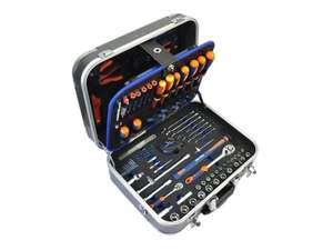 Valise trolley 141 outils Dexter