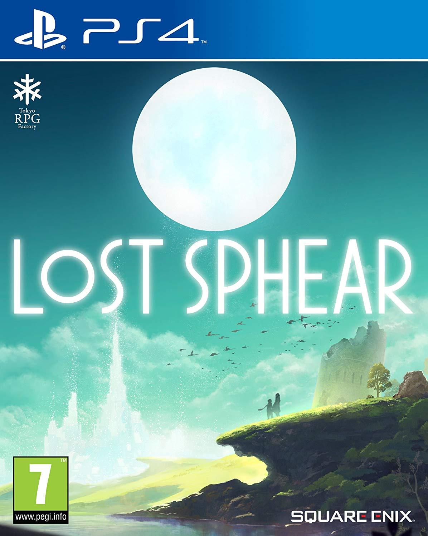 Lost Sphear sur PS4 (import UK)
