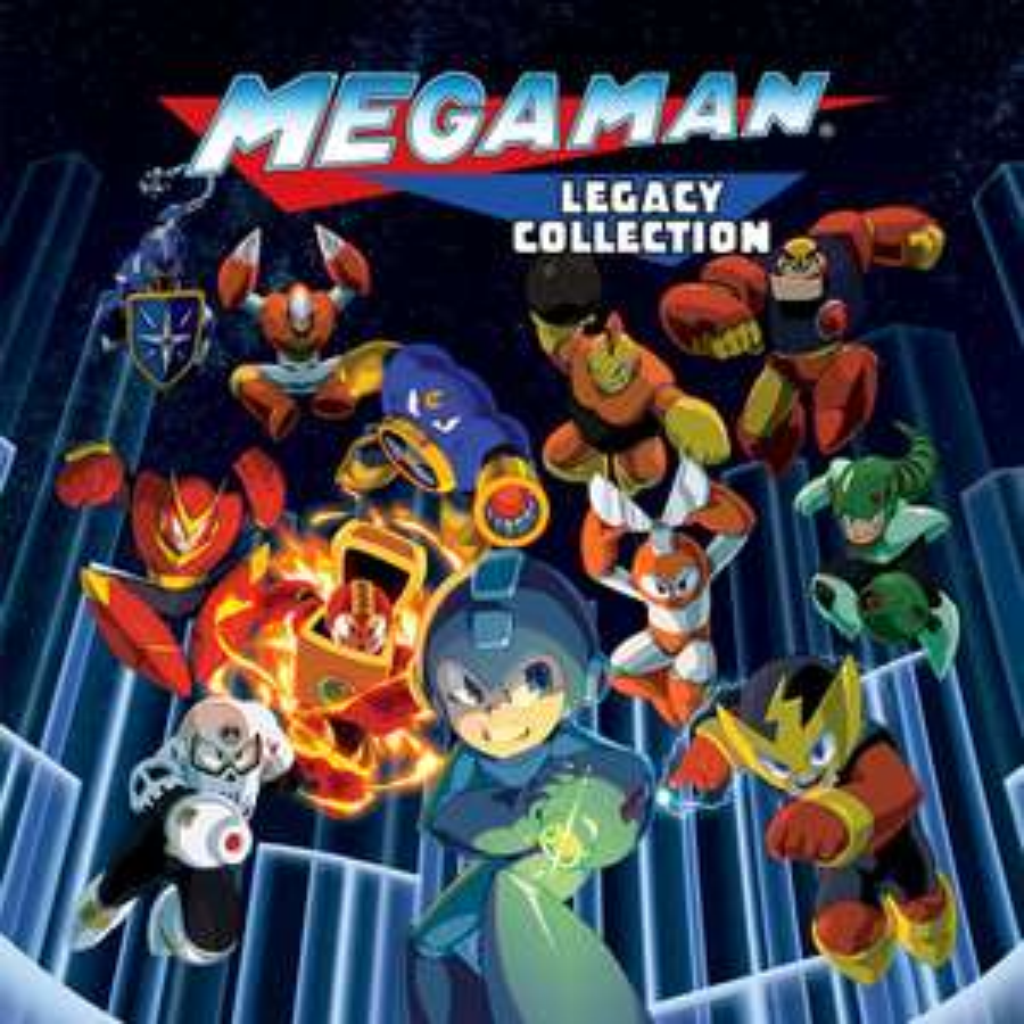 Licence Mega-Man en promotion - Ex: Mega Man Legacy Collection à 3.99€ Legacy Collection 2 à 5.99€ sur PC (Dématérialisés - Steam)