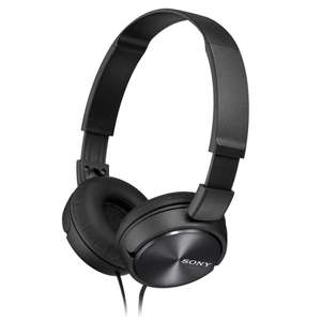 Casque audio Sony MDR-ZX310AP - noir