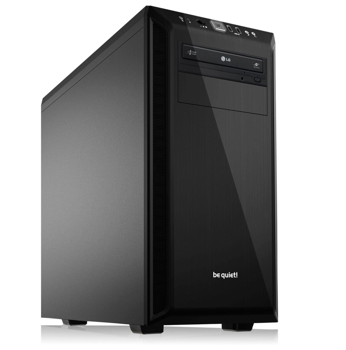 Ordinateur fixe - i5-9600k, RTX-2070 (8 Go), 16 Go de RAM, 2 To + 256 Go en SSD, Alimentation Super Silent (650 W)