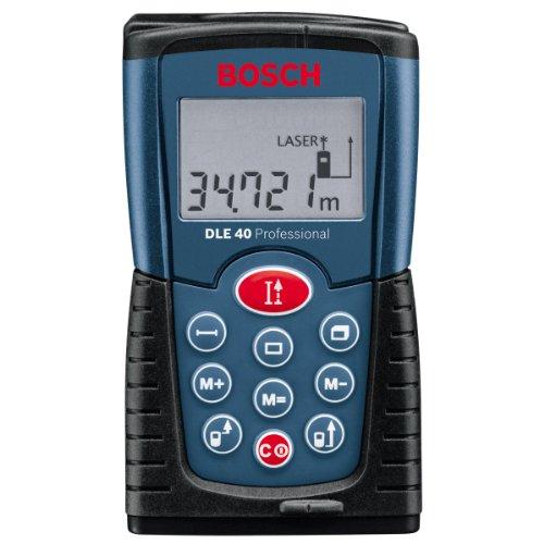 Télémètre Laser Bosch Professional  DLE 40 (0601016370)