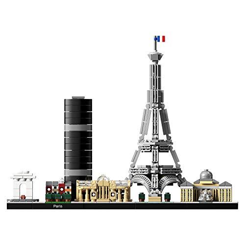 Jeu de construction Lego Architecture - Paris (21044)