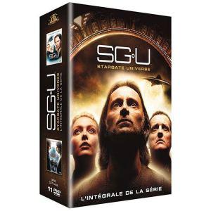 SGU - Stargate Universe - Coffret DVD Saisons 1 & 2