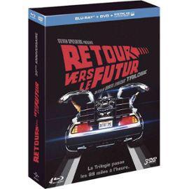 Collector Blu-ray et DVD  Retour vers le futur la Trilogie  + Goodies