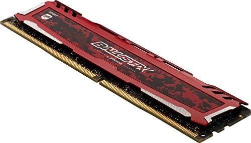 Barrette Mémoire Crucial Ballistix Sport LT DDR4 - 16 Go ,DDR4, DIMM, 3200Mhz, C16