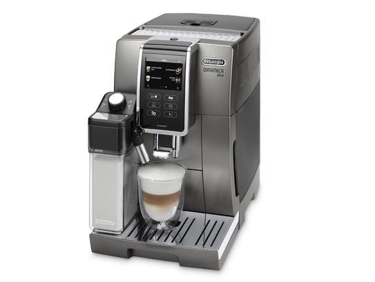 Machine à café automatique Delonghi Dinamica Plus Titanium 37095T (3795T)
