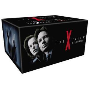 X-Files - L'intégrale des 9 saisons + les 2 longs-métrages - Coffret 61 DVD