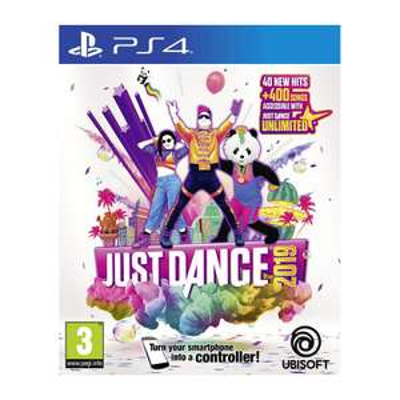 Just Dance 2019 sur PS4