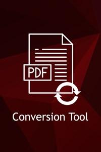 Logiciel PDF Conversion Tool gratuit sur PC
