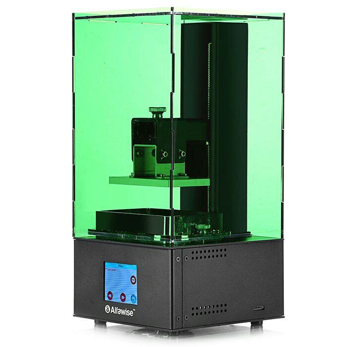 Imprimante 3D Alfawise W10