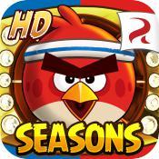 Angry Birds Seasons Gratuit sur iOS (au lieu de 0.99€)