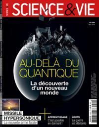 Abonnement de 1 an au magazine Science et Vie