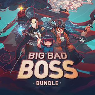 Big Bad Boss Bundle: Dead Cells + Absolver + Furi + Titan Souls + Jotun sur PC (Dématérialisé)