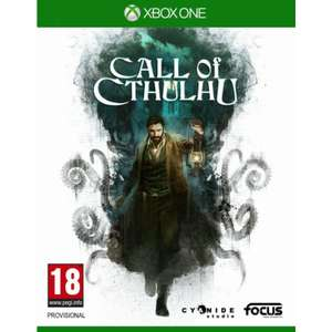 Call of Cthulhu sur Xbox One ou PS4 (Via Application Mobile)
