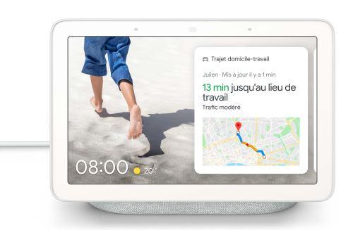 Jusqu'à 60€ de remise pour l'achat d'un Assistant vocal Google Nest Hub + 1 objet connecté parmi une sélection