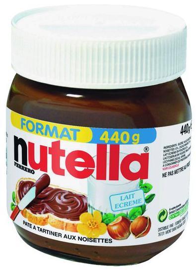 1 pot de Nutella offert pour 3 demandes de remboursement effectuées entre le 22 et le 28 octobre