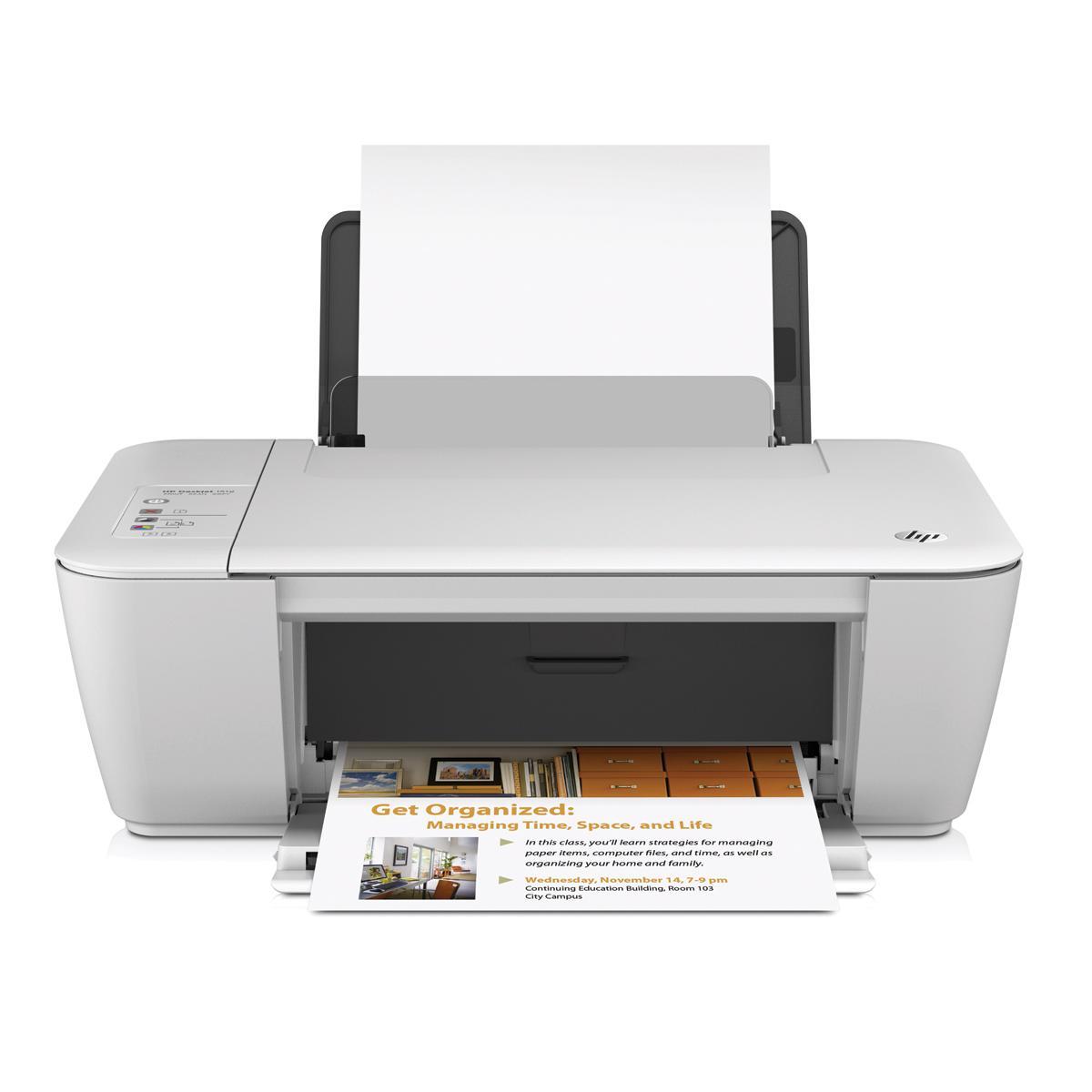 Imprimante multifonctions jet d'encre HP Deskjet 1512 Tout-en-Un