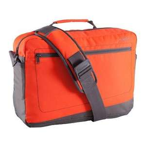 Sac à dos / Besace Newfeel Backenger 1ST pour ordinateur (20 L) - Orange