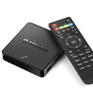 Box TV Android Alfawise A8 Pro - Rockchip 3229, 2 Go de RAM, 16 Go, Android 8.1