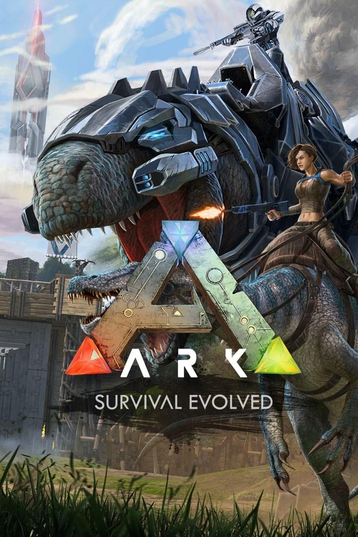 Ark: Survival Evolved sur PC (Dématérialisé - Steam)