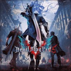 Devil May Cry 5 sur PS4 (Dématérialisé)