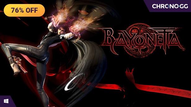 Jeu Bayonetta sur PC (Dématérialisé - Steam)