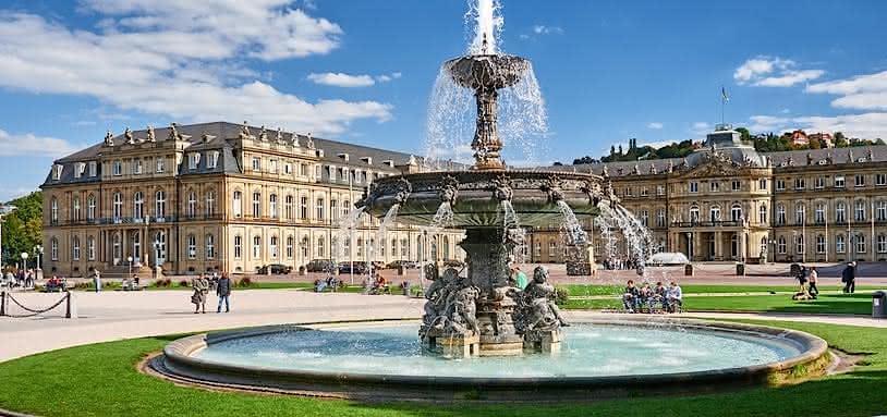 Vol A/R Marseille (MRS) <> Stuttgart (STR) du 21 au 24 juin