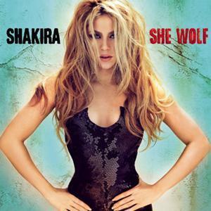 """Album """"She Wolf"""" de Shakira gratuit en jouant au jeu Love Rocks Shakira sur Android"""