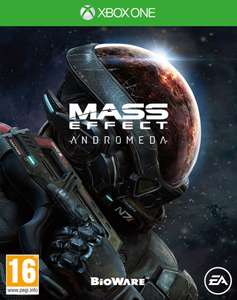 Mass Effect Andromeda sur Xbox One