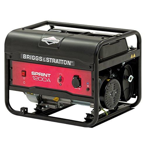Groupe électrogène portable à essence Briggs & Stratton Sprint 1200A