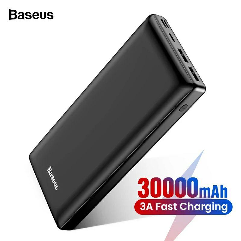 Batterie externe Baseus - 30000 mAh
